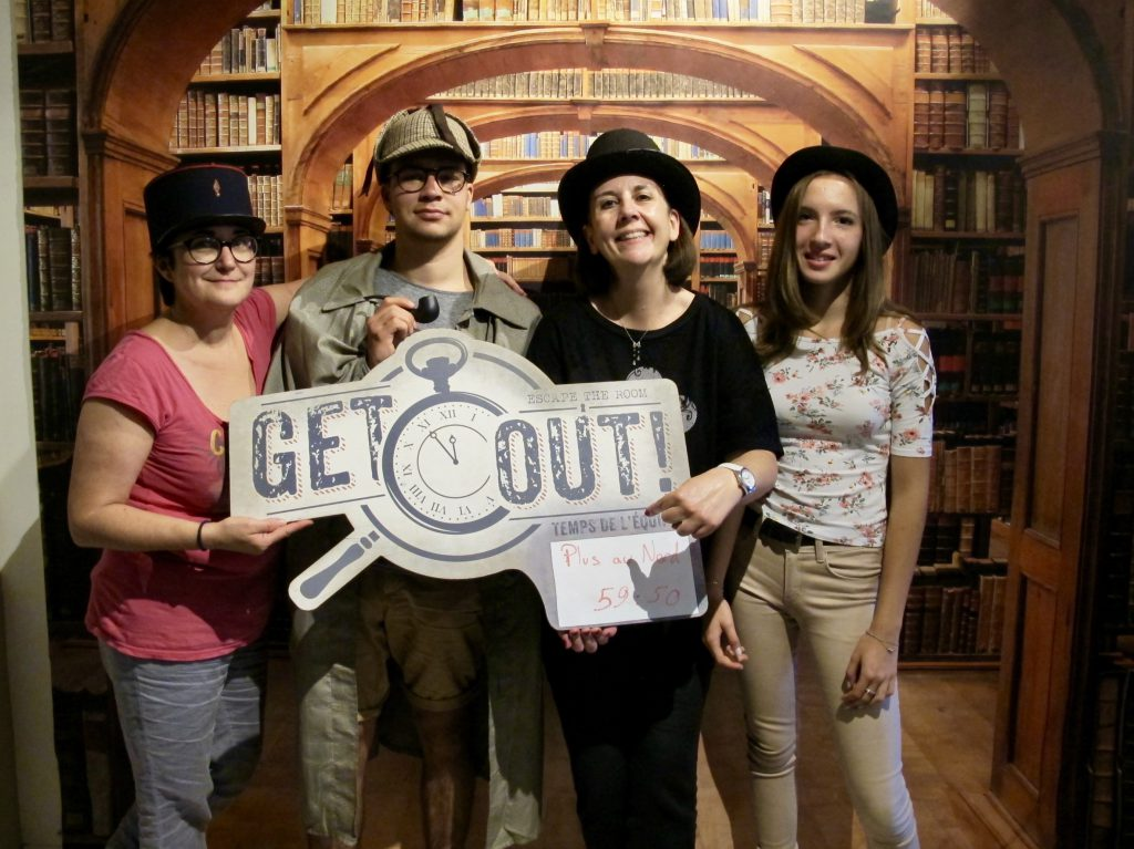 test de get out plus ancien escape game lille ouvert depuis 3 ans. Black Bedroom Furniture Sets. Home Design Ideas