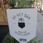 Rotterdam restaurant Op Het Dak