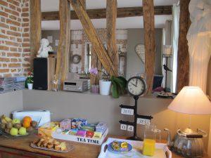 au-presbytere-saigneville-buffet-petit-dejeuner