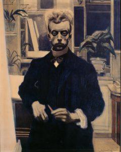 muzee-ostende-autoportrait-spilliaert