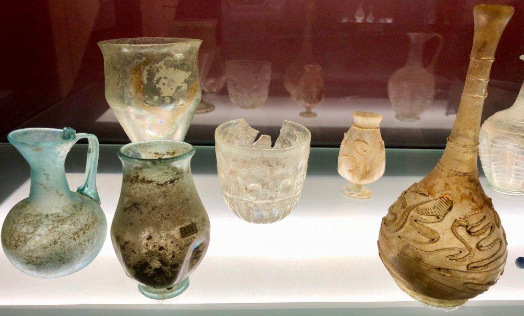 Berck-sur-mer-musee-opale-sud-archeologie-merovingienne-flacons-et-fioles