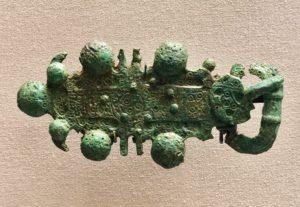 Berck-sur-mer-musee-opale-sud-bijou-merovingien-boucle-ceinture