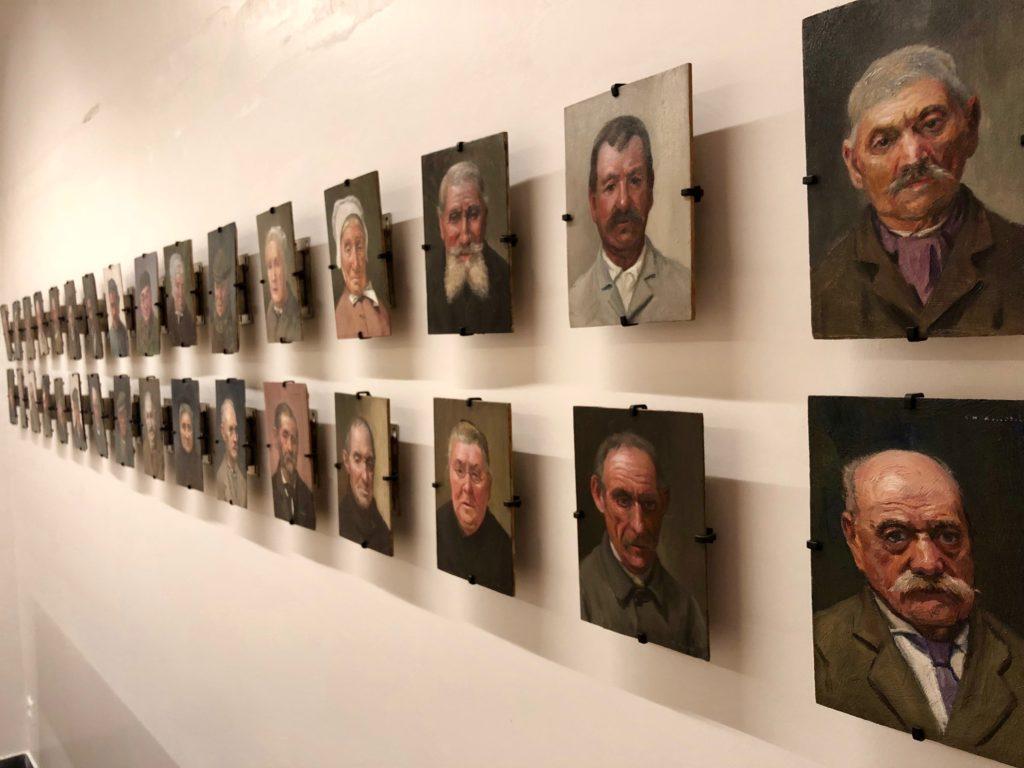 Berck-sur-mer-musee-opale-sud-galerie-portraits-tattegrain-et-roussel-pensionnaires-asile-maritime