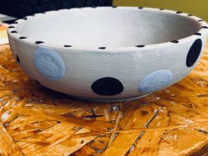 MarcqBaroeul Popcup cafe recipient peint exterieur