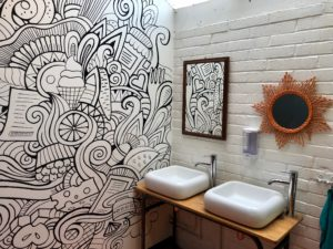 MarcqBaroeul Popcup cafe toilettes