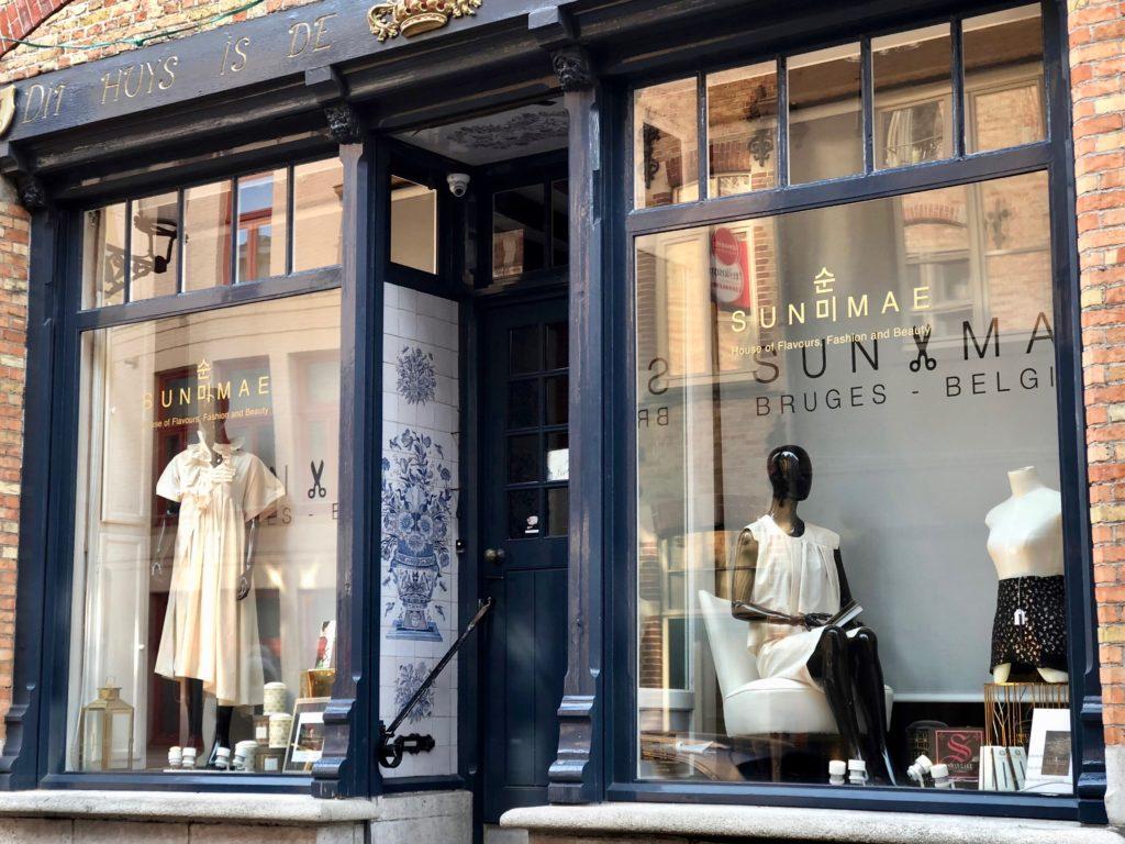 Sun Mae boutique de :ingerie - Bruges Belgique