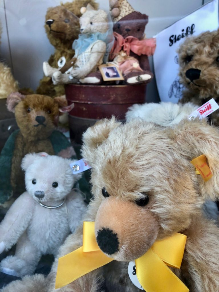 The Bears Necessities boutique ours peluche Bruges Belgique