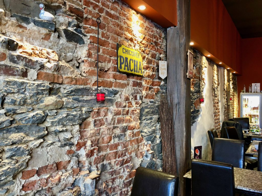 murs brique jeux