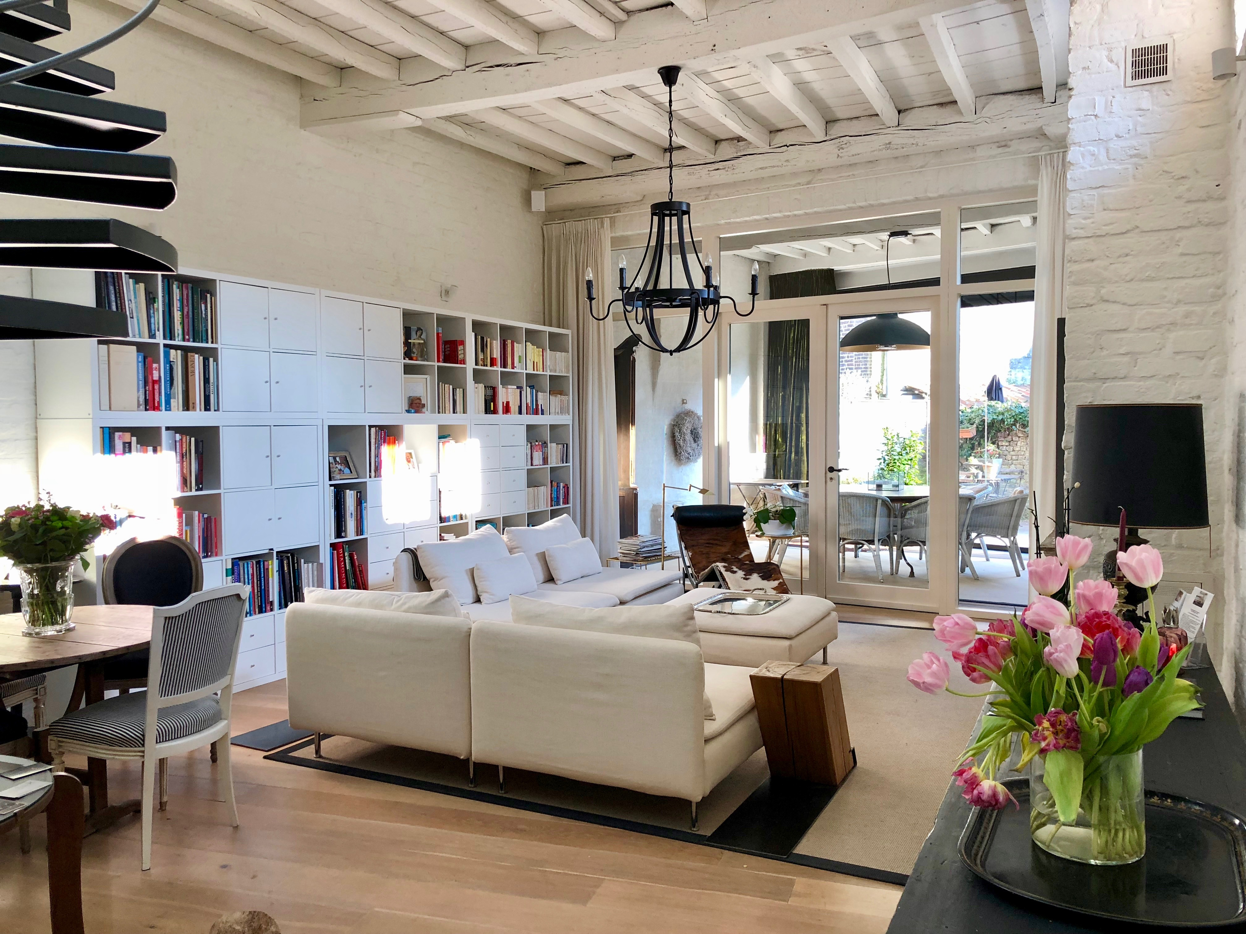 Salon Decoration Belgique : Maison amodio b à bruges comme chez vous plus au nord