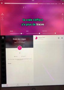 iPad pour gérer musique - KaraFun Bar à Lille