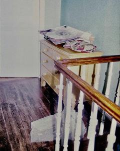 Couloir maison années trente avant travaux