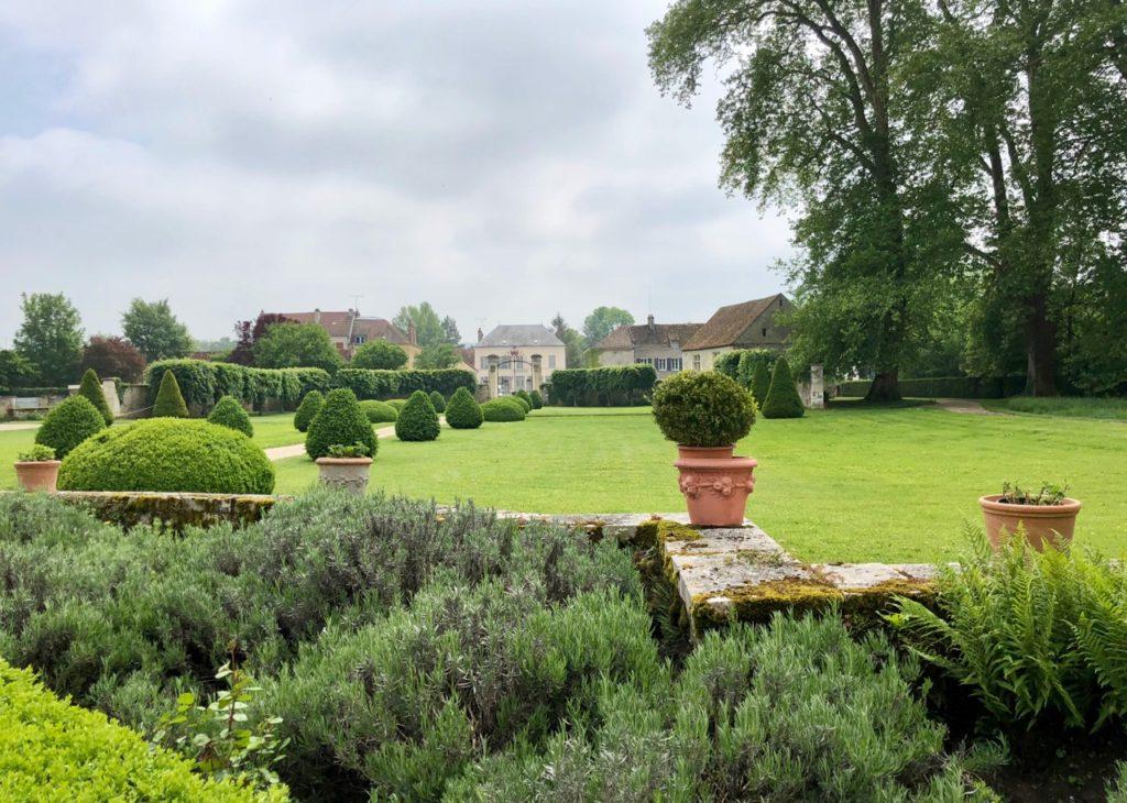Château Condé-en-Brie - jardins
