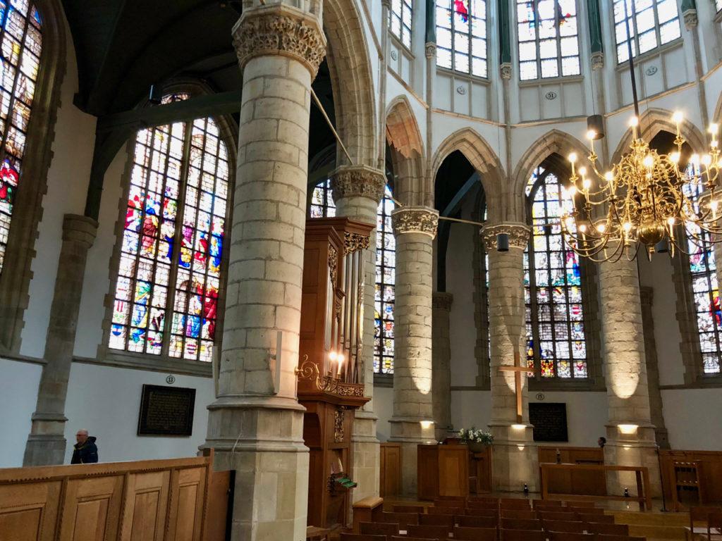 Interieur-sint-janskerk-gouda-pays-bas