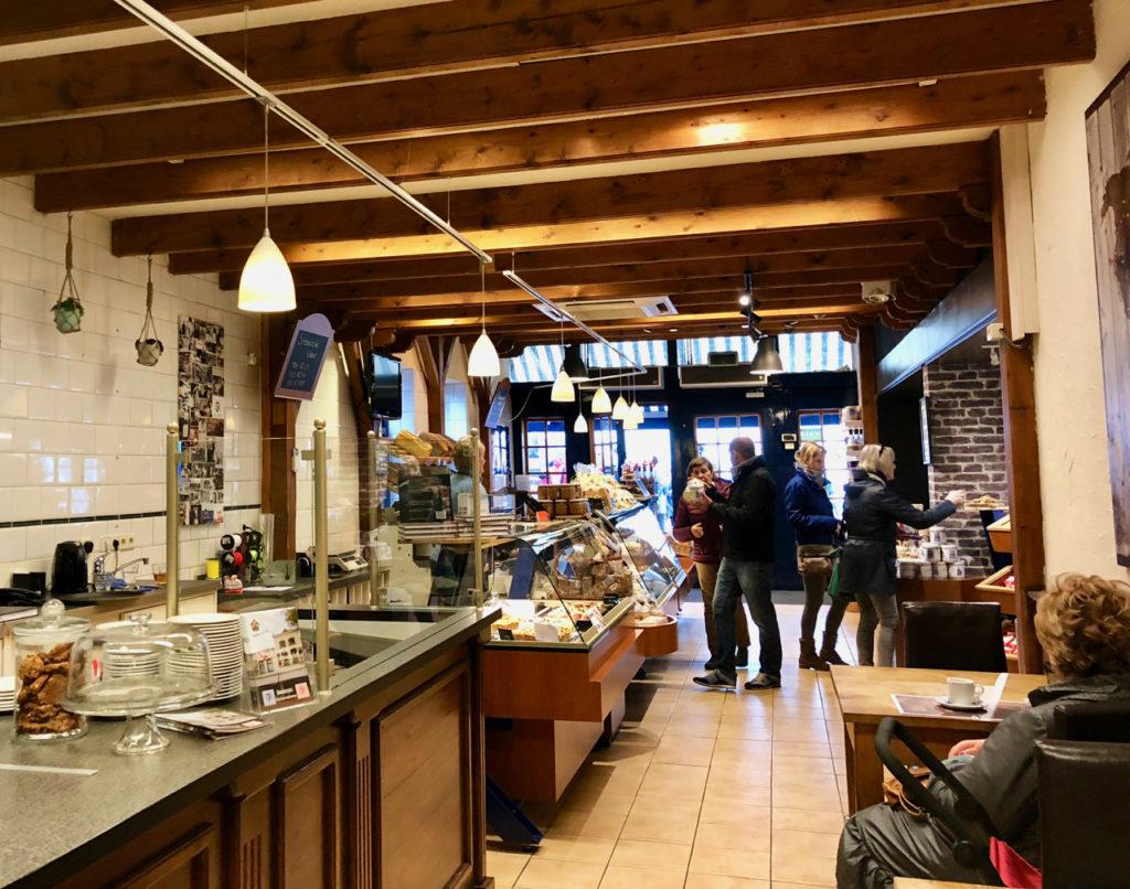 Tea-room Van den Berg - Gouda Pays-Bas
