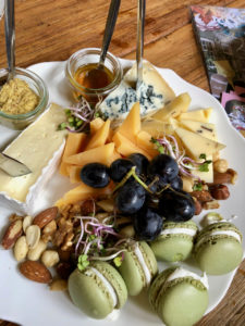 Assiette fromages et autres - Museumcafegouda Gouda Pays-Bas