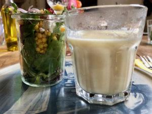 Soupe gouda et salade - Museumcafegouda Gouda Pays-Bas