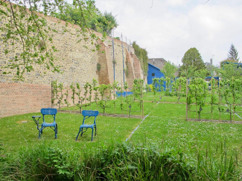 Verger Fruticetum - Herbarium Saint-Valery-sur-Somme