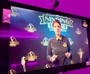Vidéo accueil - Singing Studio Lille