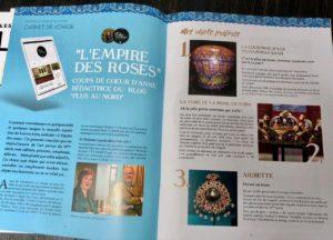 Blog Plus au nord dans magazine touristique Lens Lievin