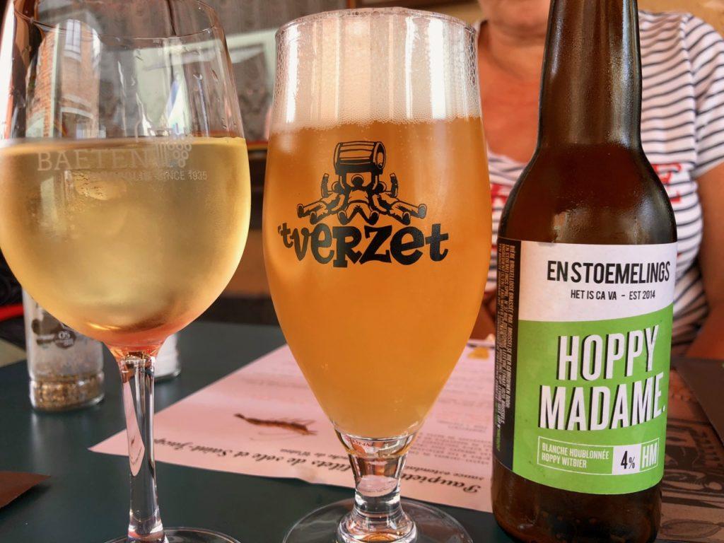 Bruxelles marolles restobieres biere artisanale