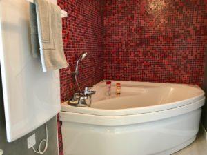 Godewaersvelde Monts et Merveilles salle de bain Le Jardin des Chimères