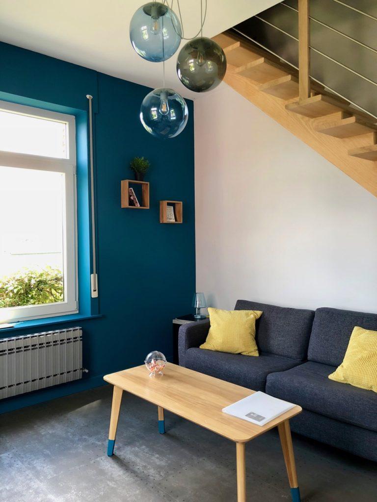 Godewaersvelde Monts et Merveilles salon chambre Sweet en duplex