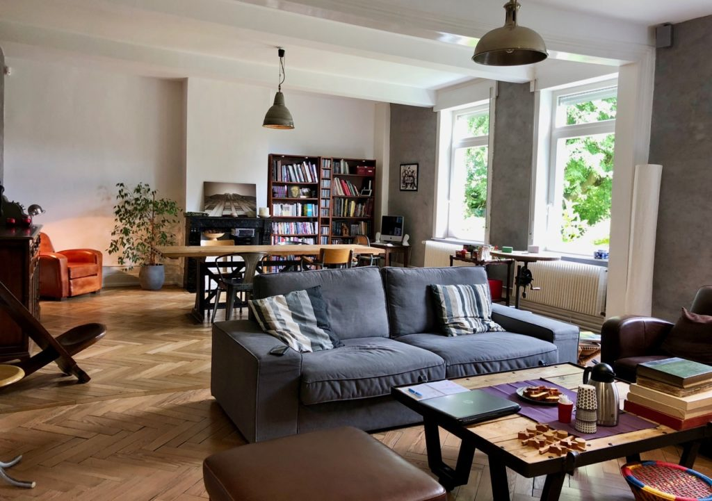 Godewaersvelde Monts et Merveilles salon séjour