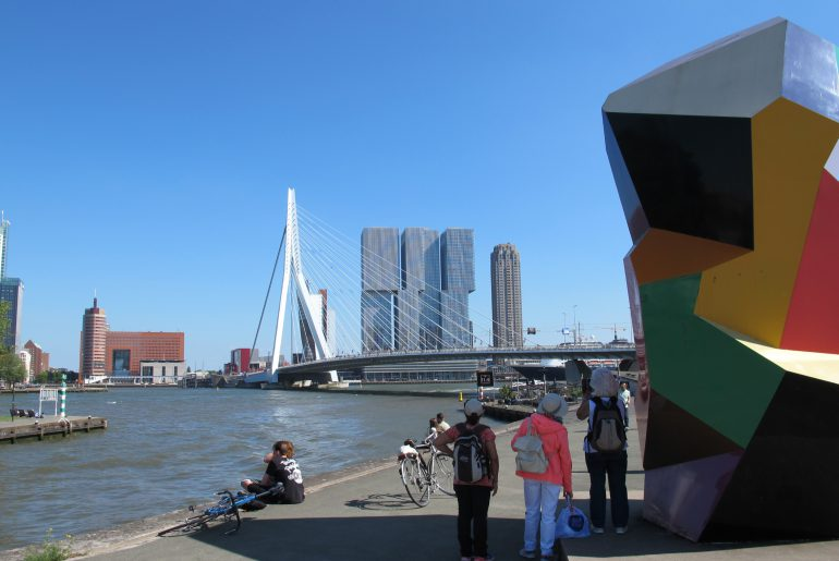 Rotterdam pont Erasme