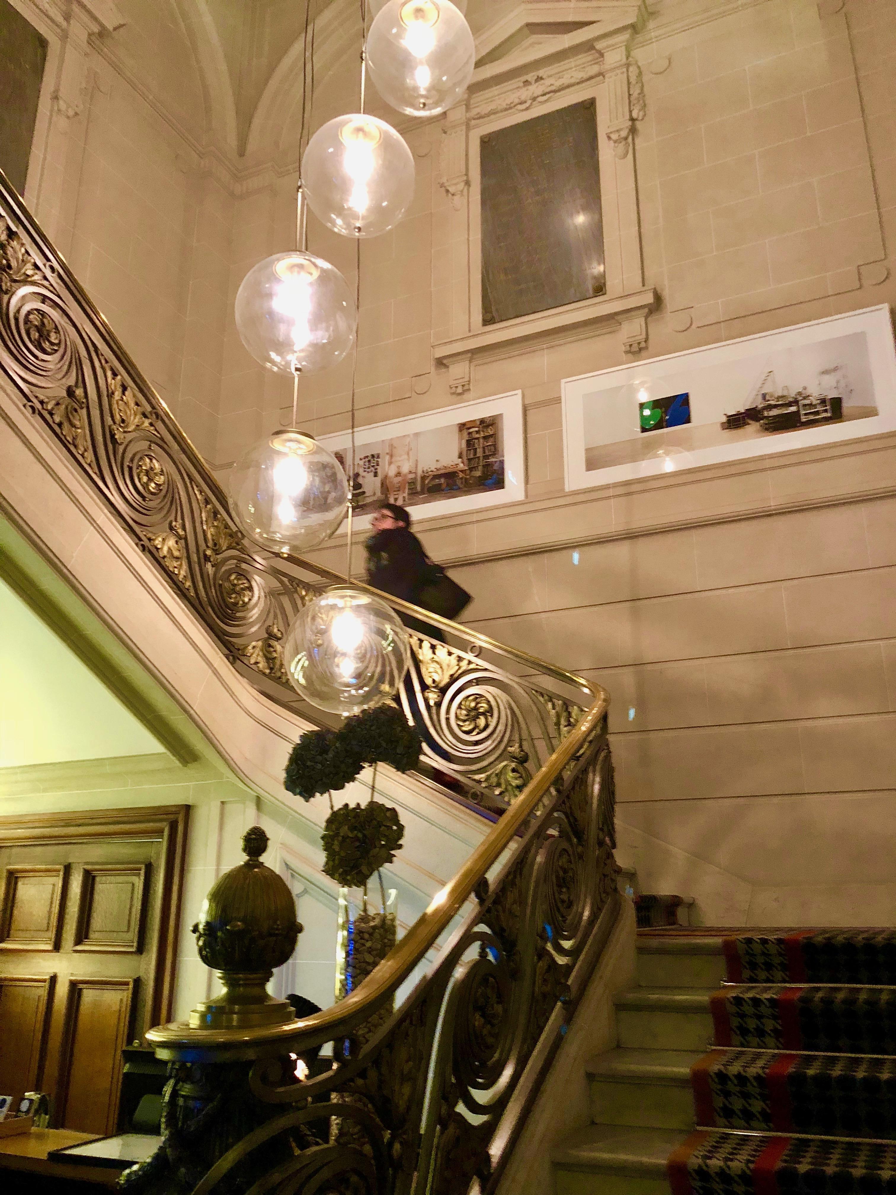 lille-bar-coke-rue-thiers-cage-escalier - Plus au nord
