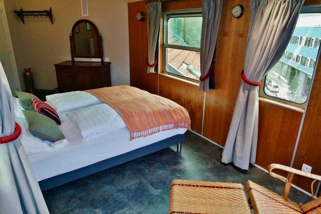 Suite Orient-Express - Train Hostel Bruxelles Belgique