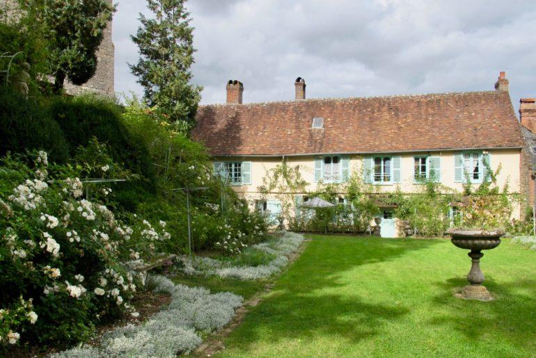 Jardins Henri le Sidaner Oise - maison du peintre