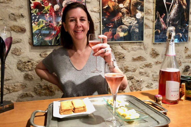Dégustation de champagne à la Maison Fleury-Gille à Trélou-sur-Marne