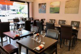 Sylvain Suty restaurant Dormans salle