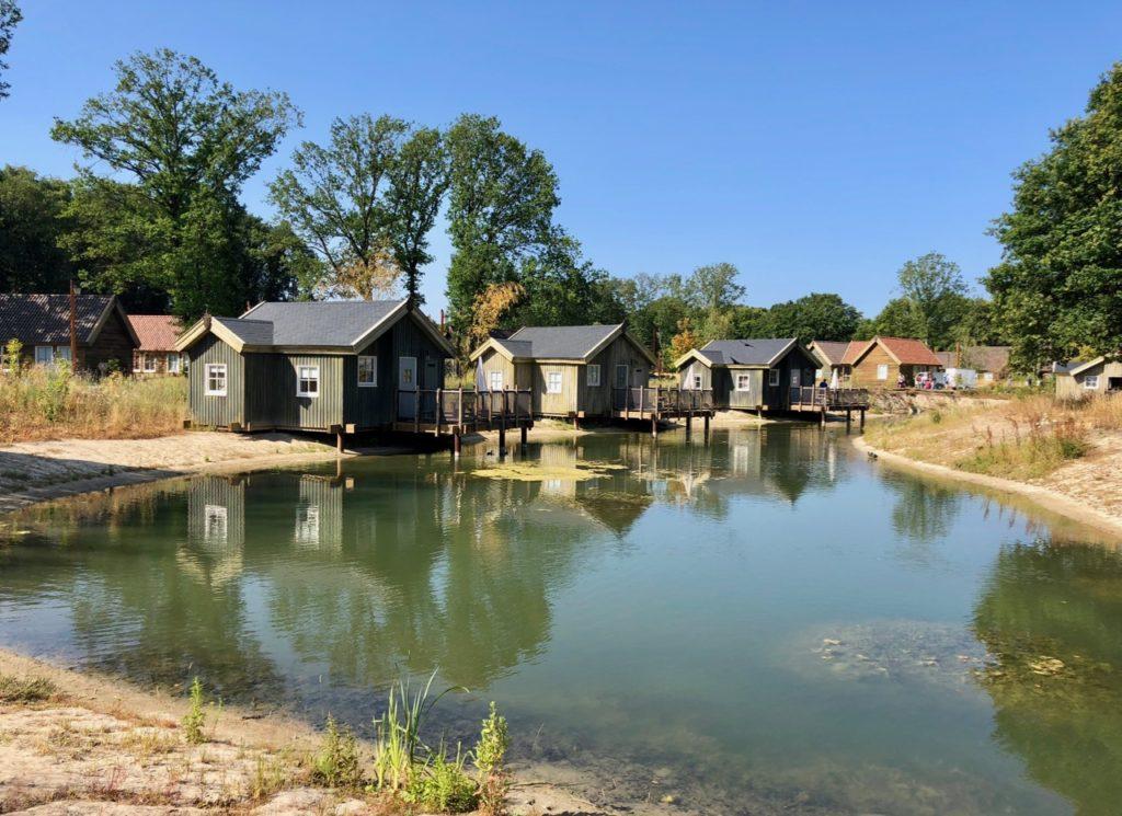 Efteling Loonsche Land cottages nature