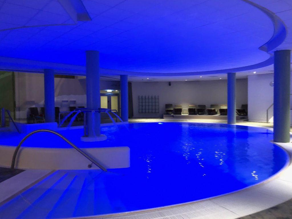 Thermae 2000 Pays-Bas piscine intérieure chaude