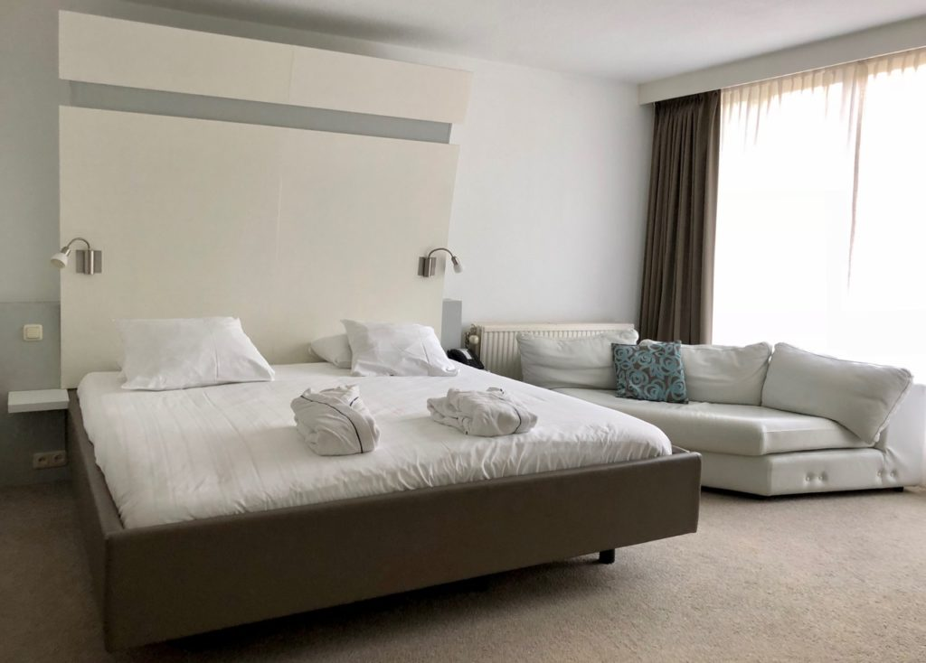 Thermae 2000 Pays-Bas hotel chambre