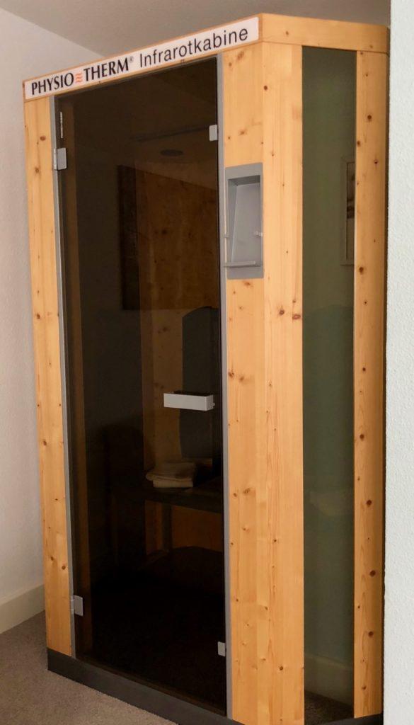 Thermae 2000 Pays-Bas sauna infrarouge hotel