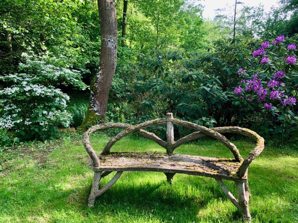 Jardins de Viels-Maisons - banc
