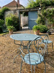 Jardins de Viels-Maisons - salon jardin