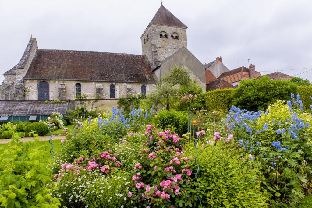 Jardins de Viels-Maisons - jardin anglais