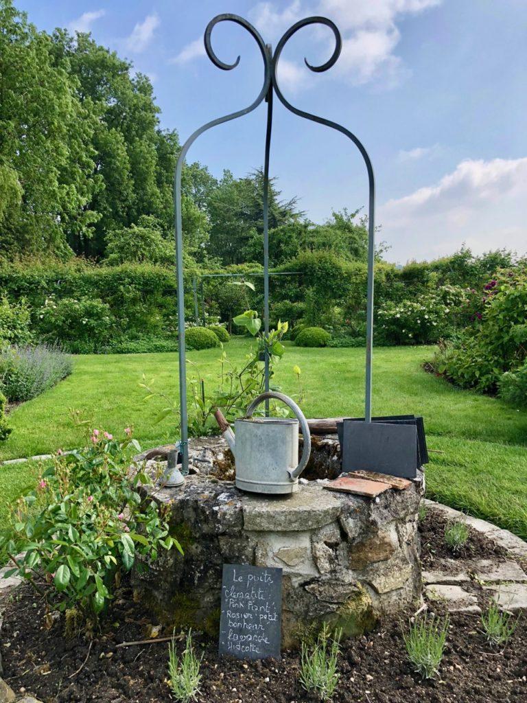 Jardins de Viels-Maisons - puits
