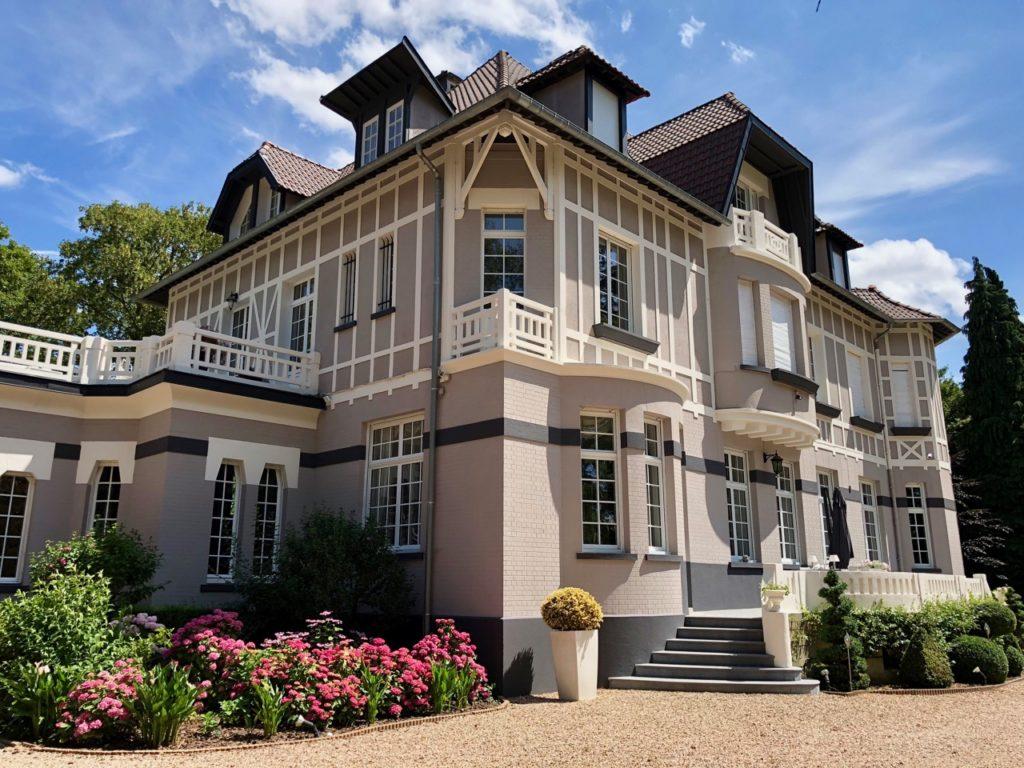 Le Chateau Fresnoy-en-Gohelle extérieur