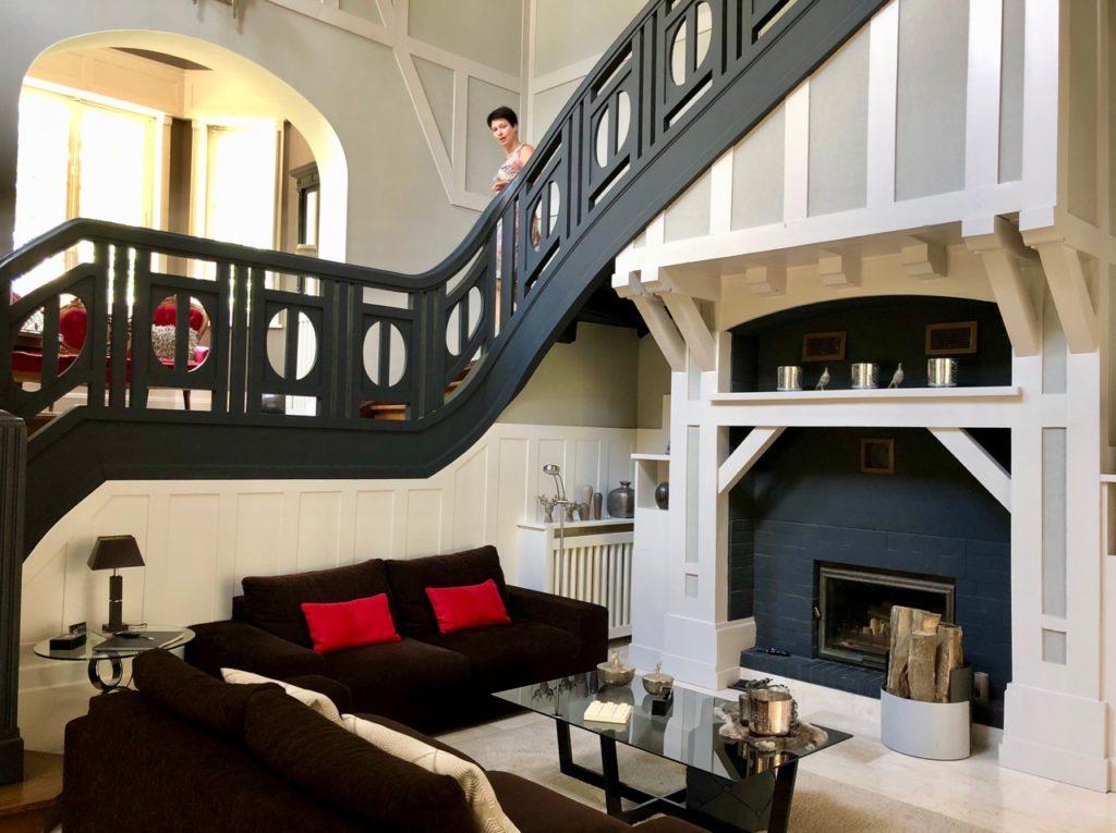 Le Chateau Fresnoy-en-Gohelle salon hotes