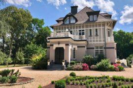 Le Chateau Fresnoy en Gohelle vue ensemble