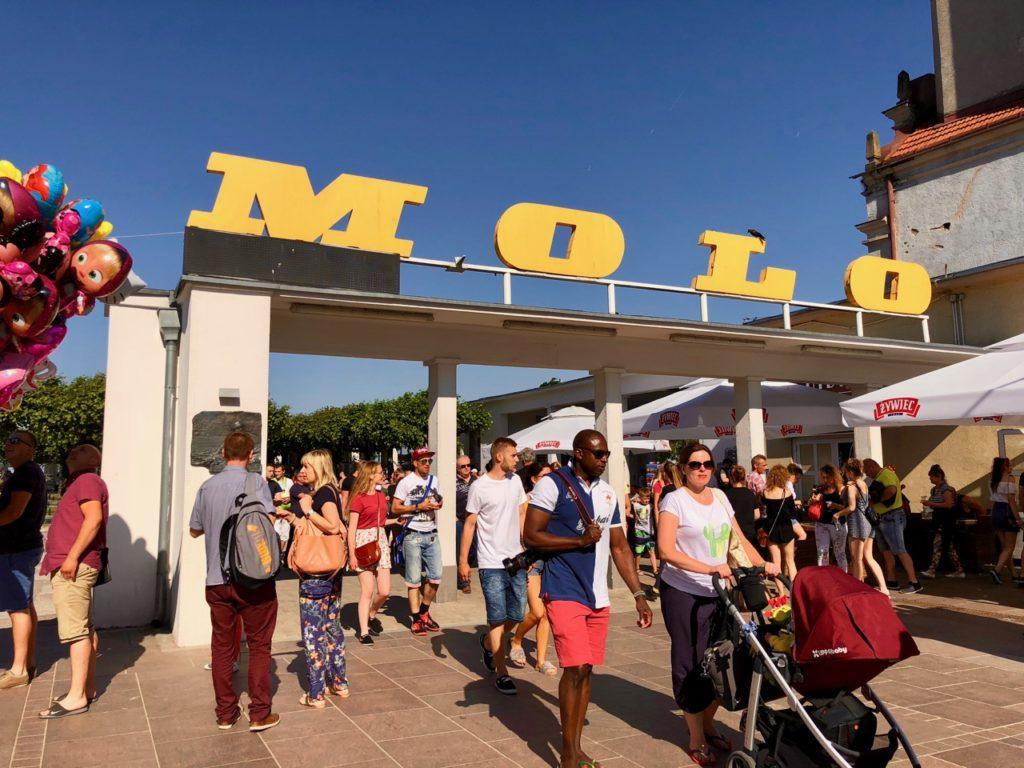 Pologne-Sopot-Molo