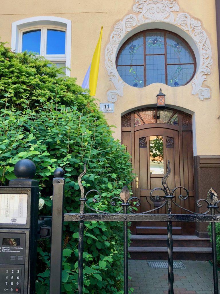 Pologne-Sopot-detail-facade