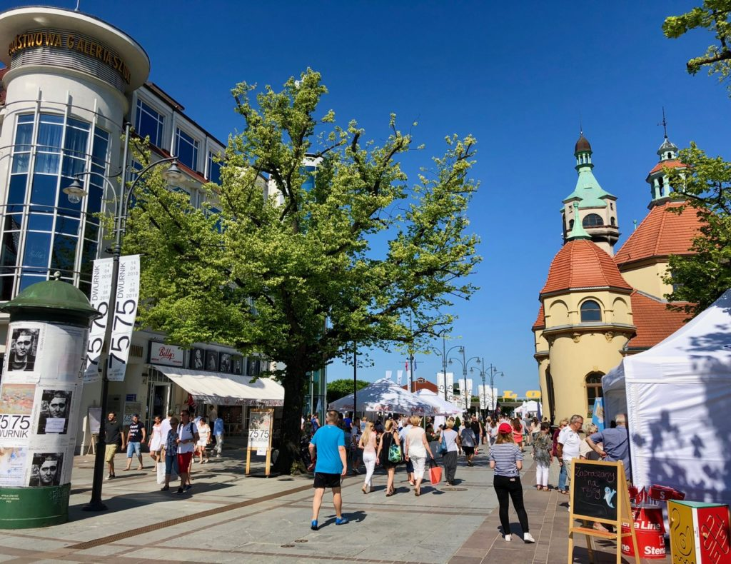 Pologne-Sopot-station-rue