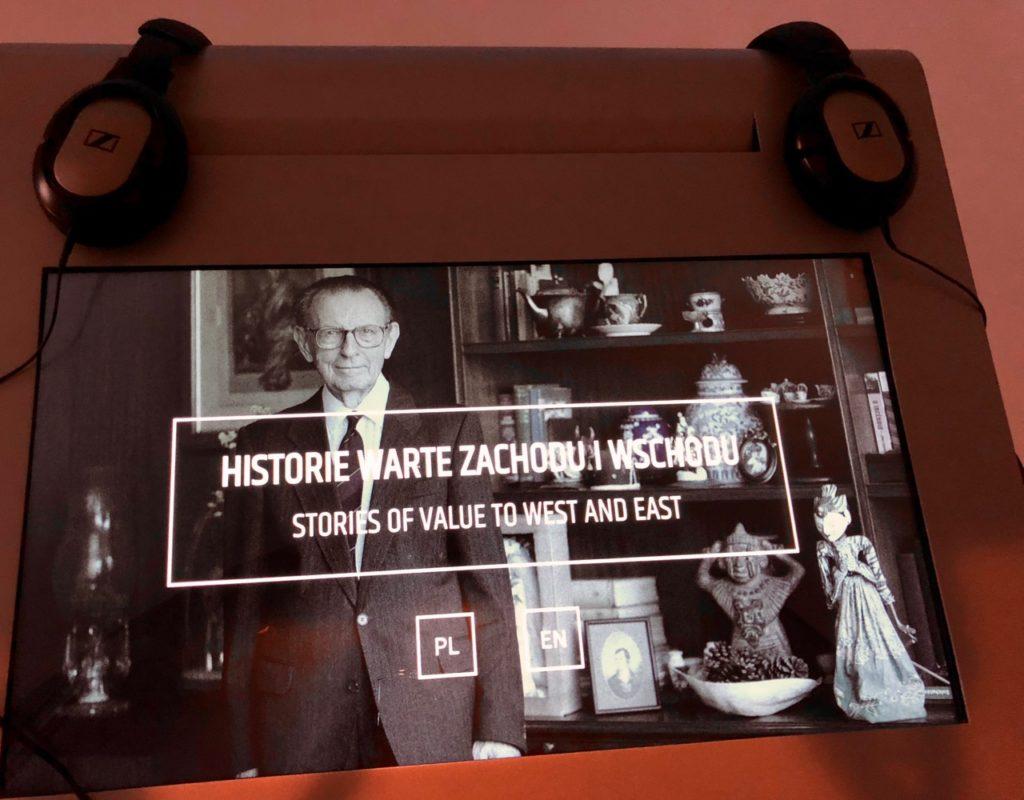 Gdynia Pologne musée émigration - histoires à écouter