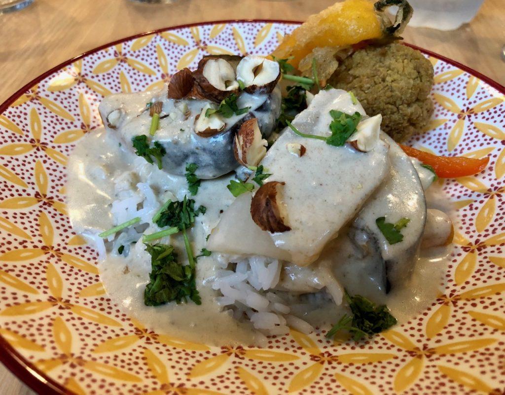 Itsy Bitsy Lille - curry de légumes