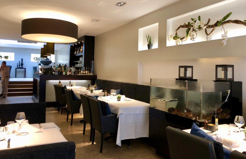 La Panne La Coupole Restaurant